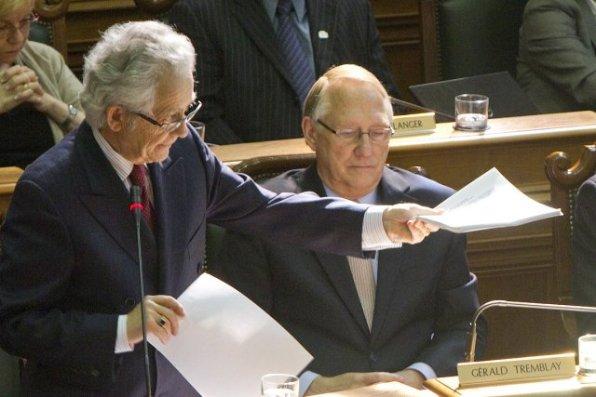Leader de la Majorité au conseil de ville, 2009