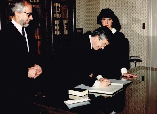 Assermentation, 11 décembre 1985