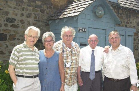 L'équipe Bossé, 2005