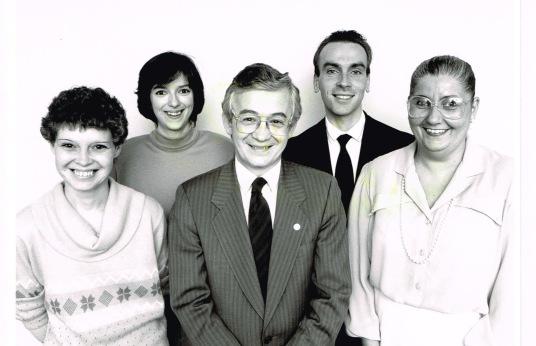 Équipe de comté, 1987
