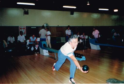 Un sportif extrême..., 1987