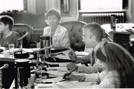 Commission parlementaire sur le statut de l'artiste, 1986