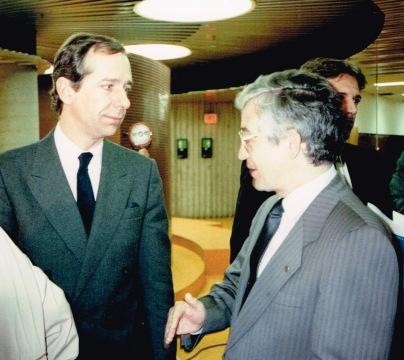 Daniel Johnson, campagne électorale du 2 décembre 1985
