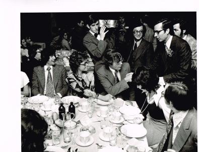 Dîner bénéfice PLQ, 1972