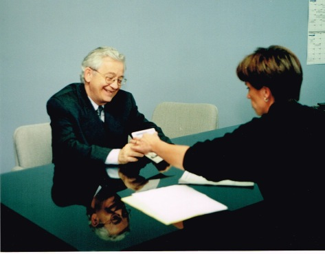 Election 2001 bulletin de candidature