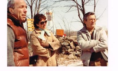 Jean-Pierre Goyer, président CACUM, 1986