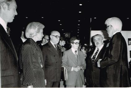 Jeanne Sauvé et Jean Drapeau, FILM 1976