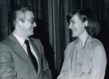 Lyse Richer, Conseil des arts CUM, 19851986