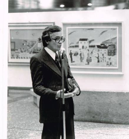 Inauguration MBAM, 1978