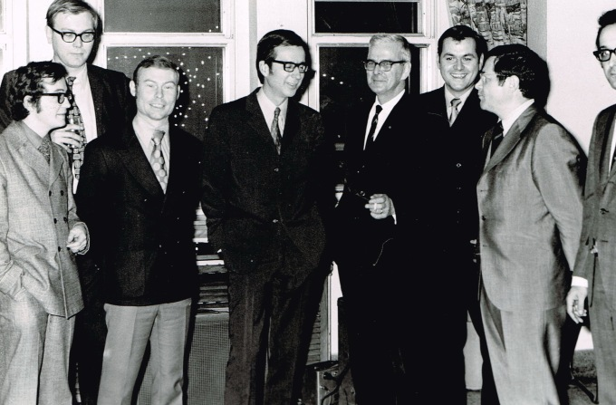 L'équipe, Noël 1970