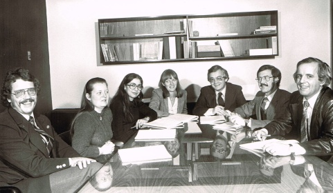 Signature premiere concention collective 1980