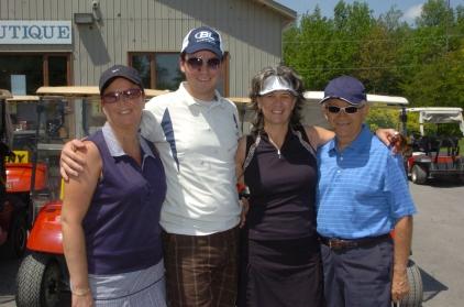Un autre tournoi de golf