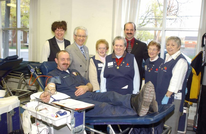 Clinique de sang, 2009