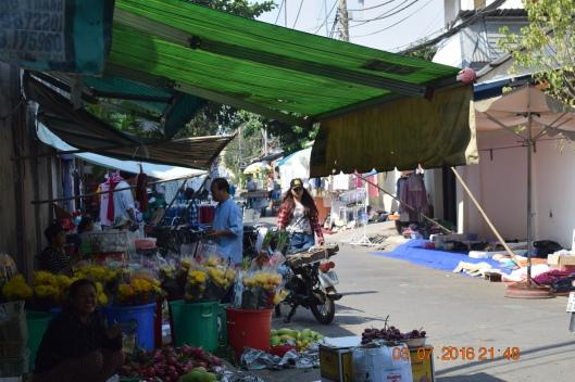 Jour de marché local