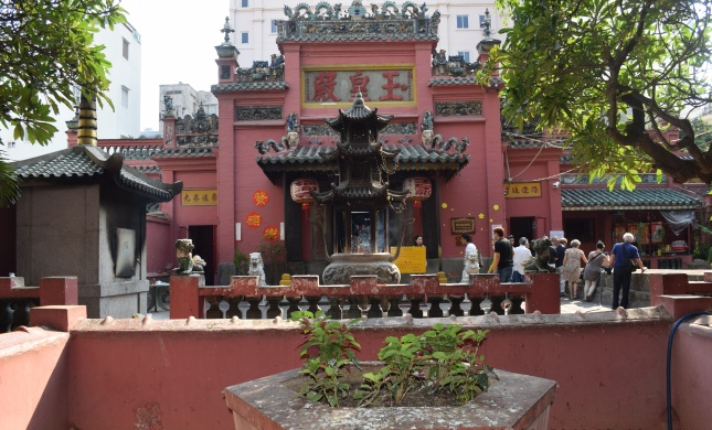 La pagode de l'Empereur de Jade