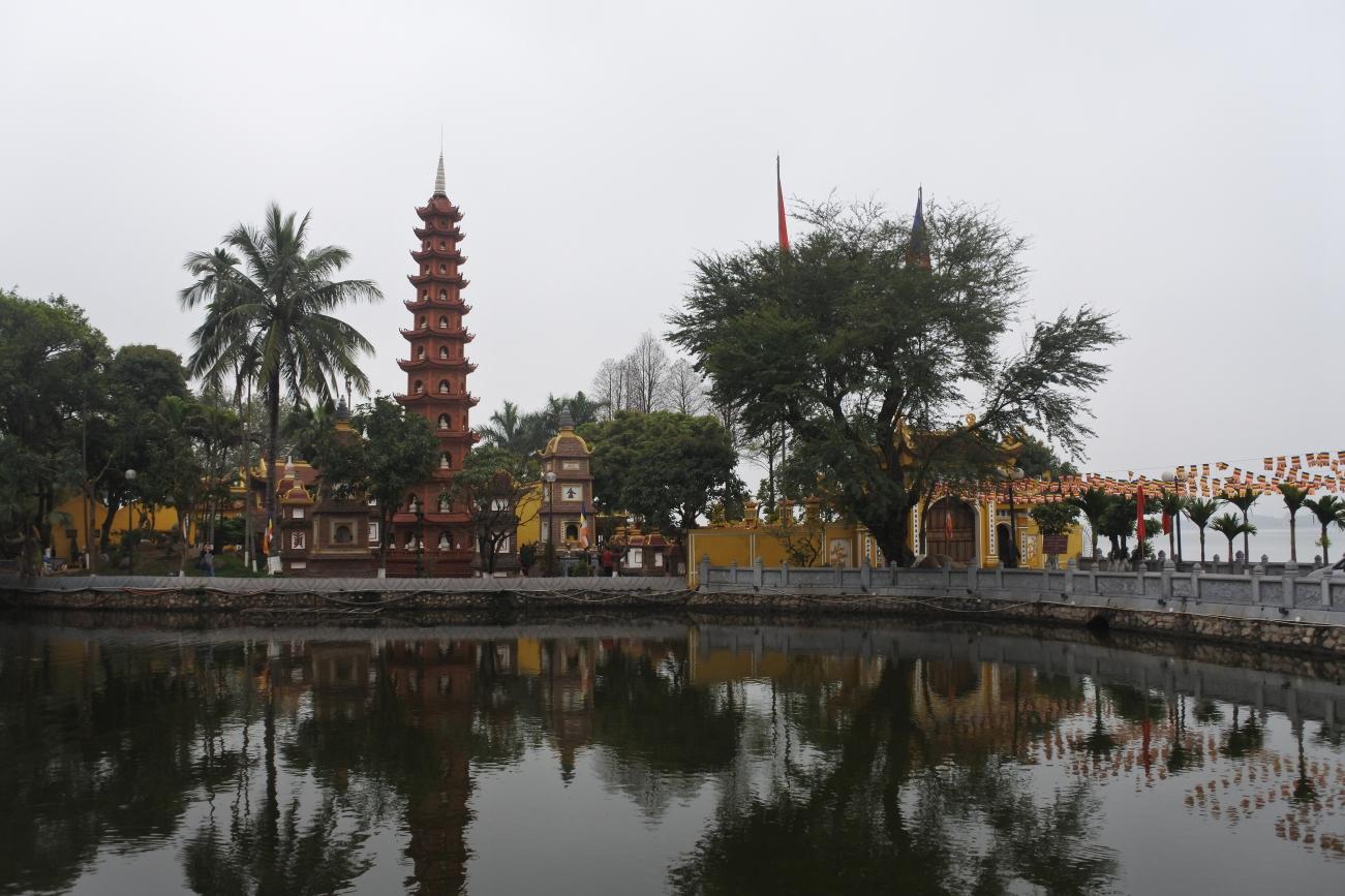 1268 - Chua Tran Quoc